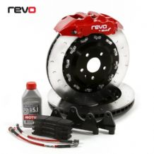 Focus RS MK3 Revo Big Brake Kit Upgrade Mono 6